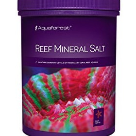 Aquaforest Reef Mineral Salt