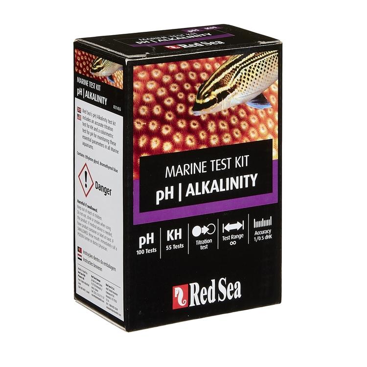 Red Sea PH / Alkalinietet Test Kit