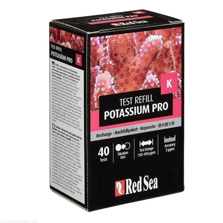 Red Sea Potassium Pro Reagent Refill