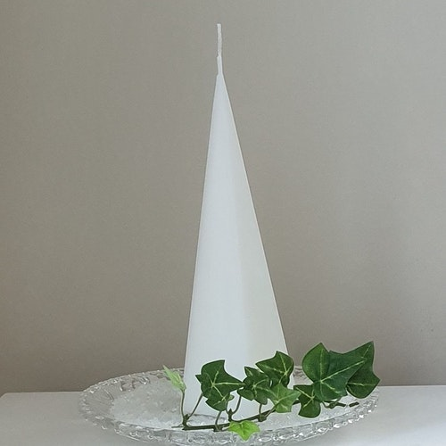 Stearinljus - Pyramid