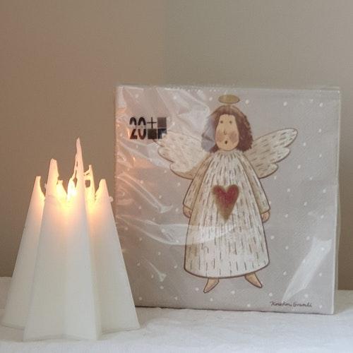 Julservett Ängel