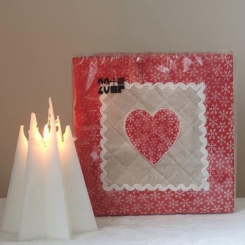 Servett Hjärta (jul)