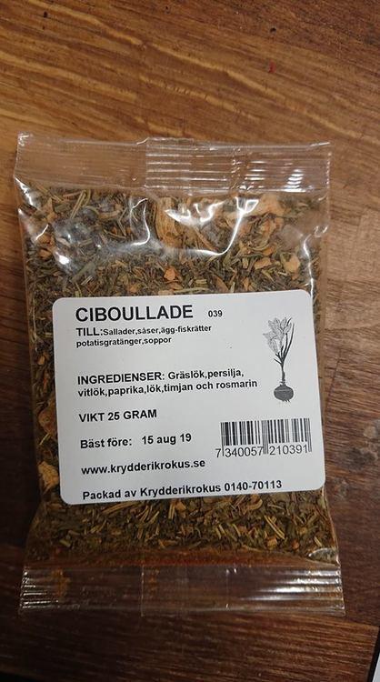 Ciboullade