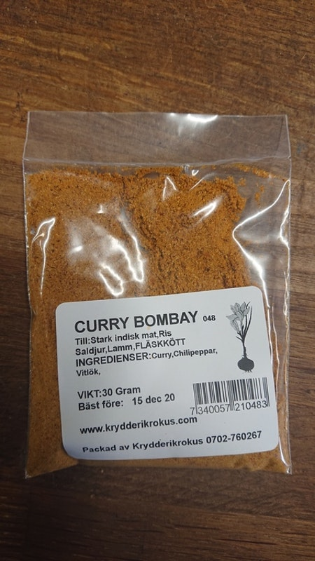 Curry Bombay