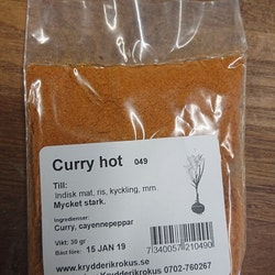 Curry Hot