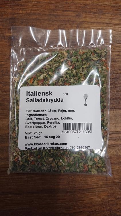 Salladskrydda Italiensk