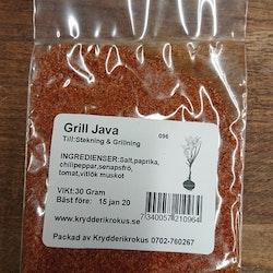 Grillkrydda Java