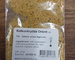 Kalkonkrydda Orient