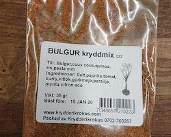 Bulgur kryddmix