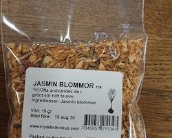 Jasmin blommor