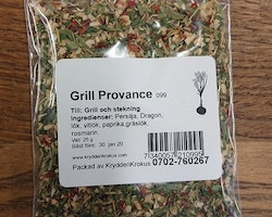 Grill provance