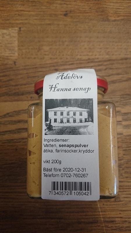 Hanna senap