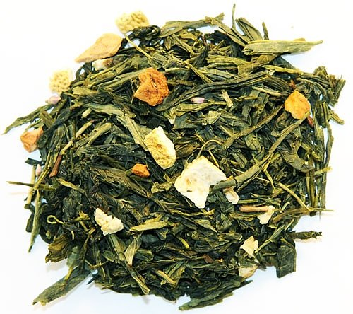 Fläder & Äpple - Grönt ekologiskt te