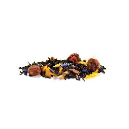 FTO Fiesta - Ekologiskt svart smaksatt te