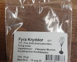 Fyra kryddor