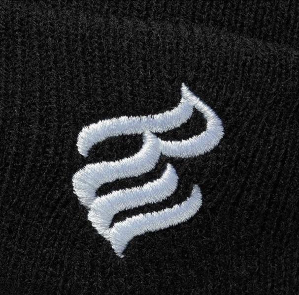 Rocawear Svart Mössa Logo
