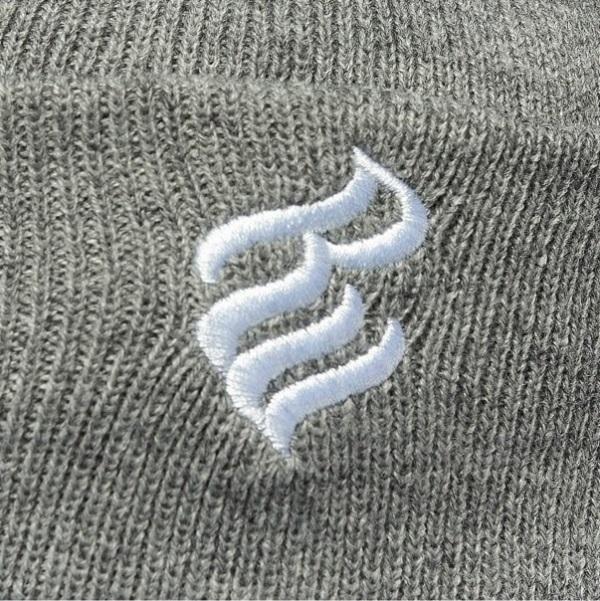 Rocawear Ljusgrå Mössa Logo
