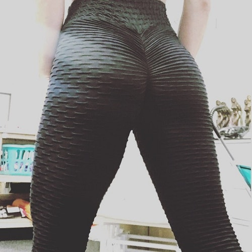 Scrunch Butt Tights SoftX