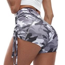 Dam Shorts White Camo