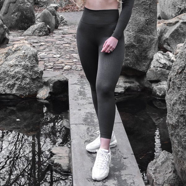 Seamless Tights Quick Dry