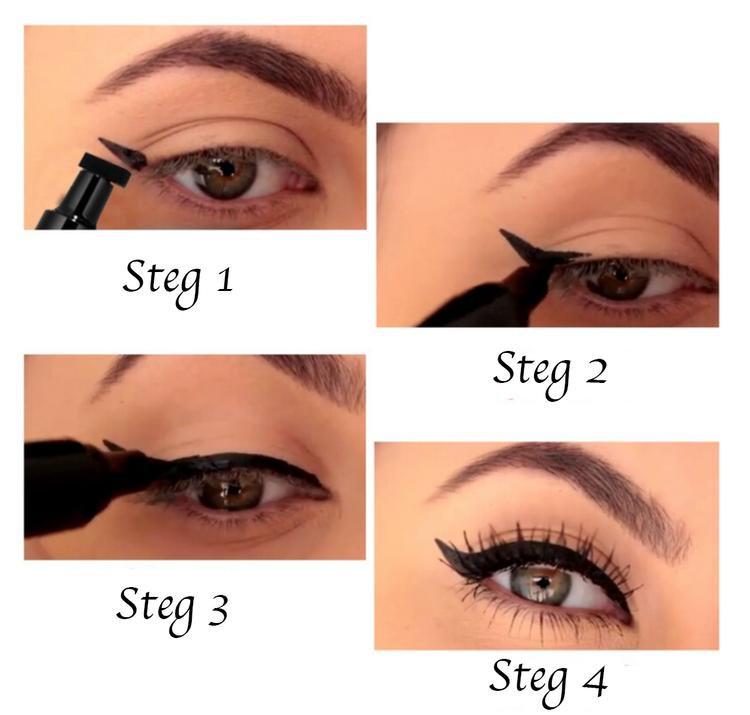Eyeliner Stämpel
