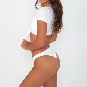 Croptop Bikini
