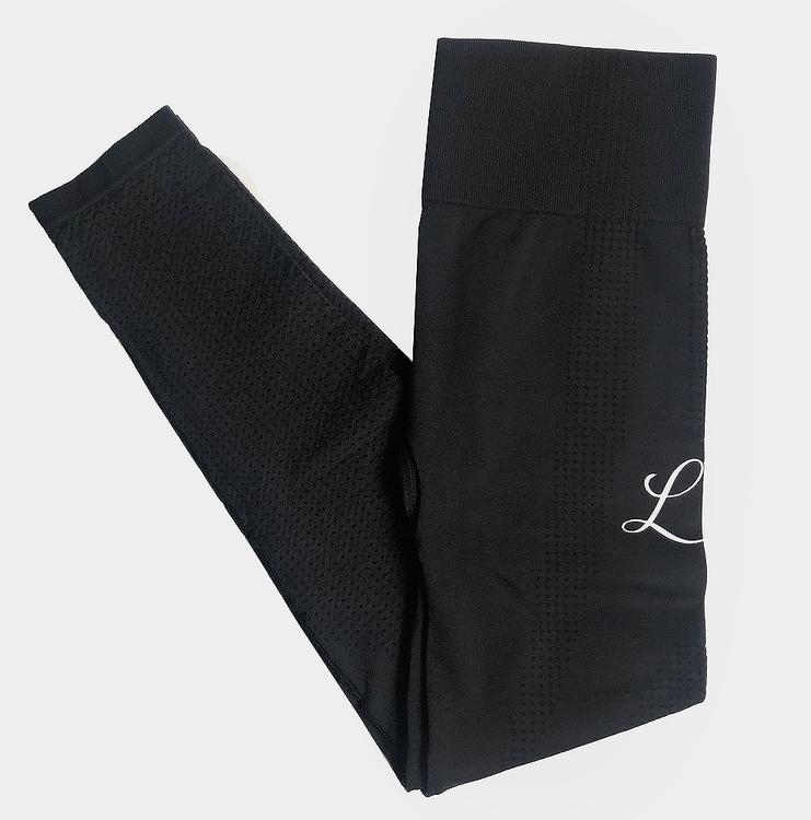 snygga sköna seamelss leggings billigt, perfekt att träna i