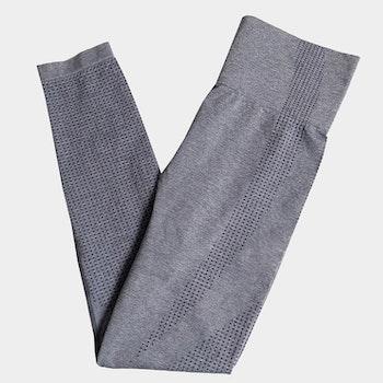 Grey Sport tights