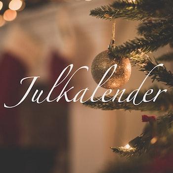 Julkalender - 24 trosor