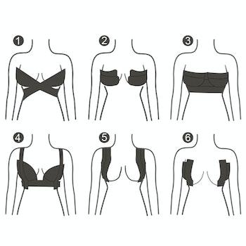 Brösttejp