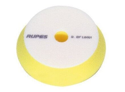 "Rupes - Yellow Foam Pad 3"" (80/100mm)"