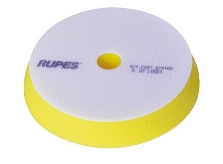 "Rupes - Yellow Foam Pad 5"" (130/150mm) 2-Pack"