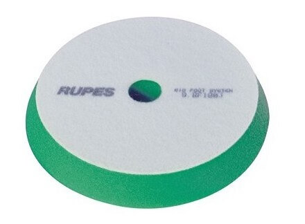"Rupes - Green Foam Pad 6"" (150/180mm) 2-Pack"