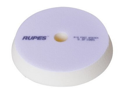 "Rupes - White Foam Pad 6"" (150/180mm)"