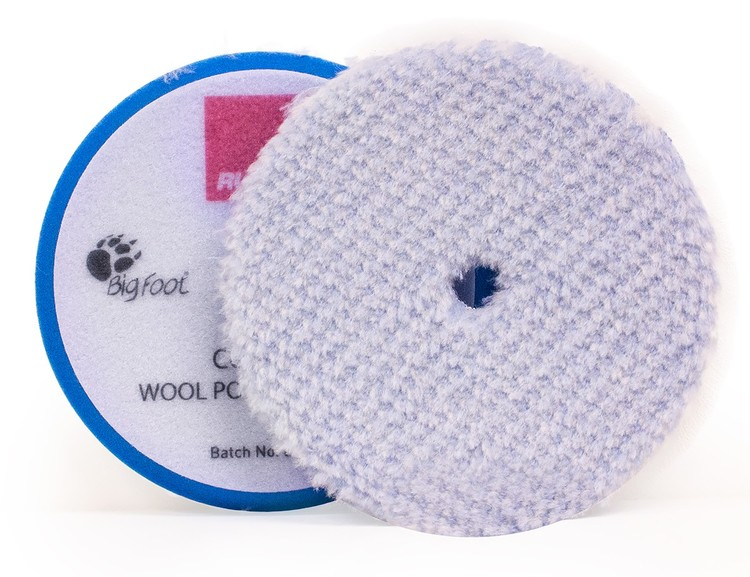"Rupes - Coarse Wool Pad 2"" (50/65mm) 4-Pack"