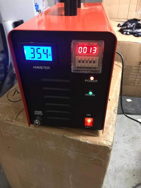 Car Care Products - Ozon Generator 7 gram (Uthyresenhet)