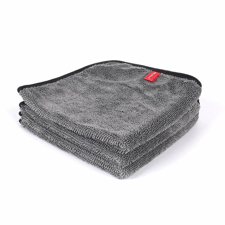 MaxShine  Twisted Loop Glass Drying Towel 40x40cm