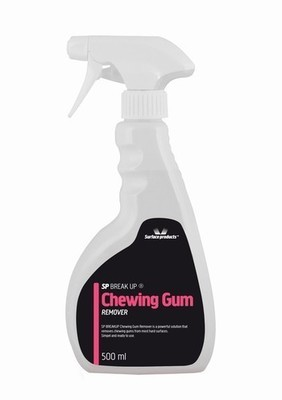 SP - Break Up Chewing Gum Remover
