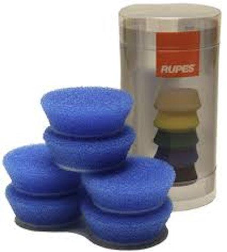 """Rupes - Coarse Foam Pad 1"""" (34/40mm) 6-pack"""