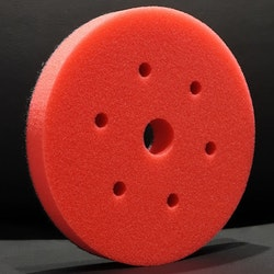 Americana -  Red Ultra Finishing Pad 5""