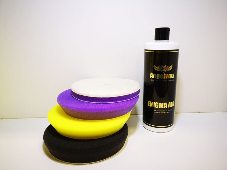 Angelwax - Enigma Polish, Protect & Maintain Paket