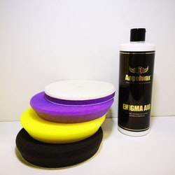 Angelwax Enigma Polish, Protect & Maintain Paket