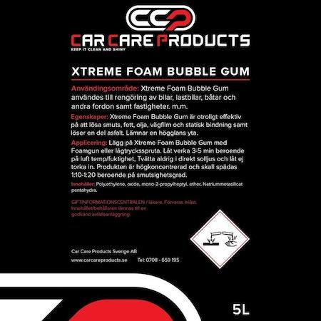 Car Care Products - Tvättpaket (Titanium)