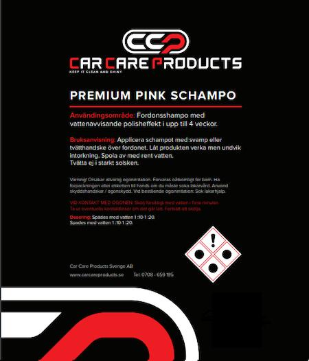 Car Care Products - Tvättpaket (Platinum)