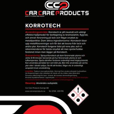 Car Care Products - Tvättpaket (Treenigheten)