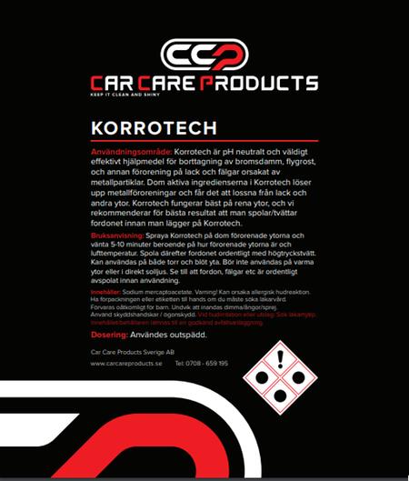 Car Care Products - Tvätt Paket (Treenigheten)