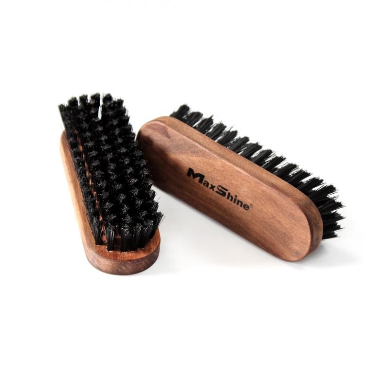 MaxShine - Leather and Alcantara Cleaning Brush