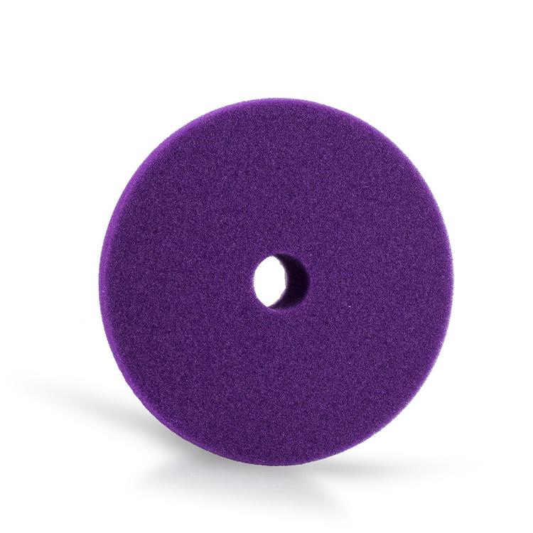 "Car Care Products - Purple Heart Heavy Cut Foam Pad 6"""