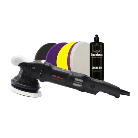Car Care Products - AIO Poleringspaket M21 Pro