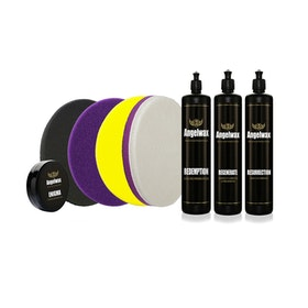 Car Care Products - Poleringspaket (Utan Polermaskin)